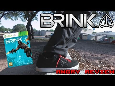 Brink Review - Angry Joe Show