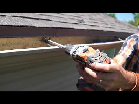 How to Clean Rain Gutter