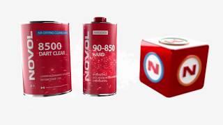 NOVOL 8500 DART CLEAR