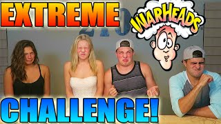 EXTREME WARHEAD CHALLENGE! - HILARIOUS PUNISHMENT