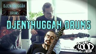 Djenthuggah Drums - Demo || MIXING TUTORIAL
