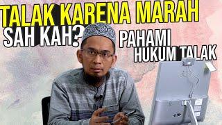 MEMAHAMI KAIDAH HUKUM TALAK 1, 2 & TALAK 3 - USTADZ ADI HIDAYAT LC MA