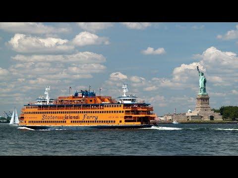 Staten Island Ferry 4k HD