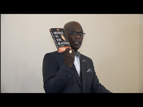 MESSAGE TO THE BLACKMAN | Questioning life