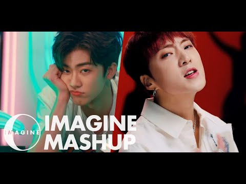 NCT DREAM X WINNER X HRVY - Don't Need Your Love/Ah Yeah MASHUP [BY IMAGINECLIPSE]