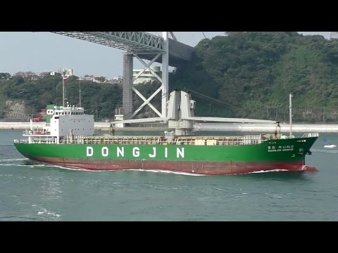 DONGJIN GENIUS - Santoku  Dongjin Agency general cargo ship
