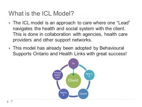 Integrated Community Lead Model - Niagara