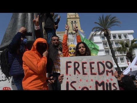 تونس: مظاهرات منددة بـ-منظومة الحكم القائمة- والمشيشي يقول إنه -لن يستقيل-  - نشر قبل 2 ساعة