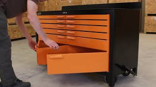 Swivel Storage Solutions Pro 60 Workbench