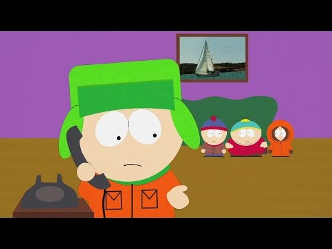 South Park S07E15 It's Christmas in Canada