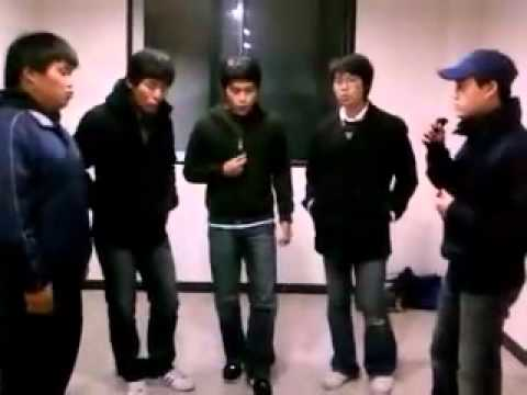Asia Boys Singing Wonderfull Voice - Its So Hard To Say Goodbye To Yesterday ( Boyz2men )