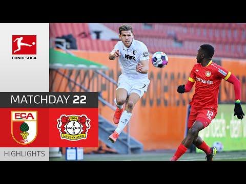 Augsburg Bayer Leverkusen Goals And Highlights