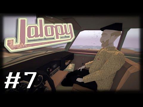 Jogando Jalopy - A Grande Jornada - Ep 7 - A Linda Estrada Para YUGOSLÁVIA!!
