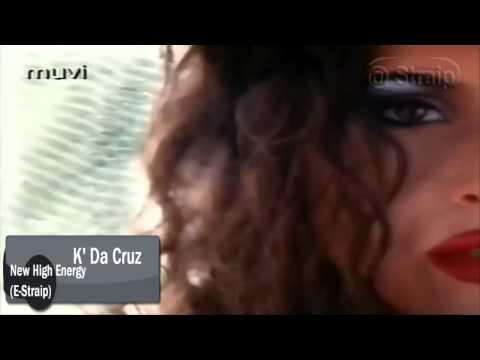 K' Da Cruz  - New High Energy (Widescreen - 16:9)