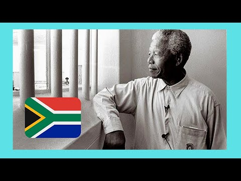 CAPE TOWN, the jail of Robben Island and Nelson Mandela's cell, SOUTH AFRICA
