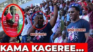 Mh:PAUL MAKONDA Ashindwa Kuvumilia goli la kagere/Utapenda alivyo Shangilia