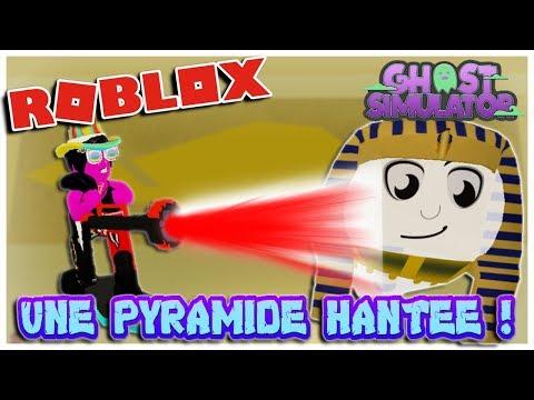 UNE PYRAMIDE HANTÉE ! | Roblox Ghost Simulator