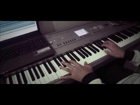 Ungu - Bila Tiba Piano Instrumental Cover (NEW MINUS)