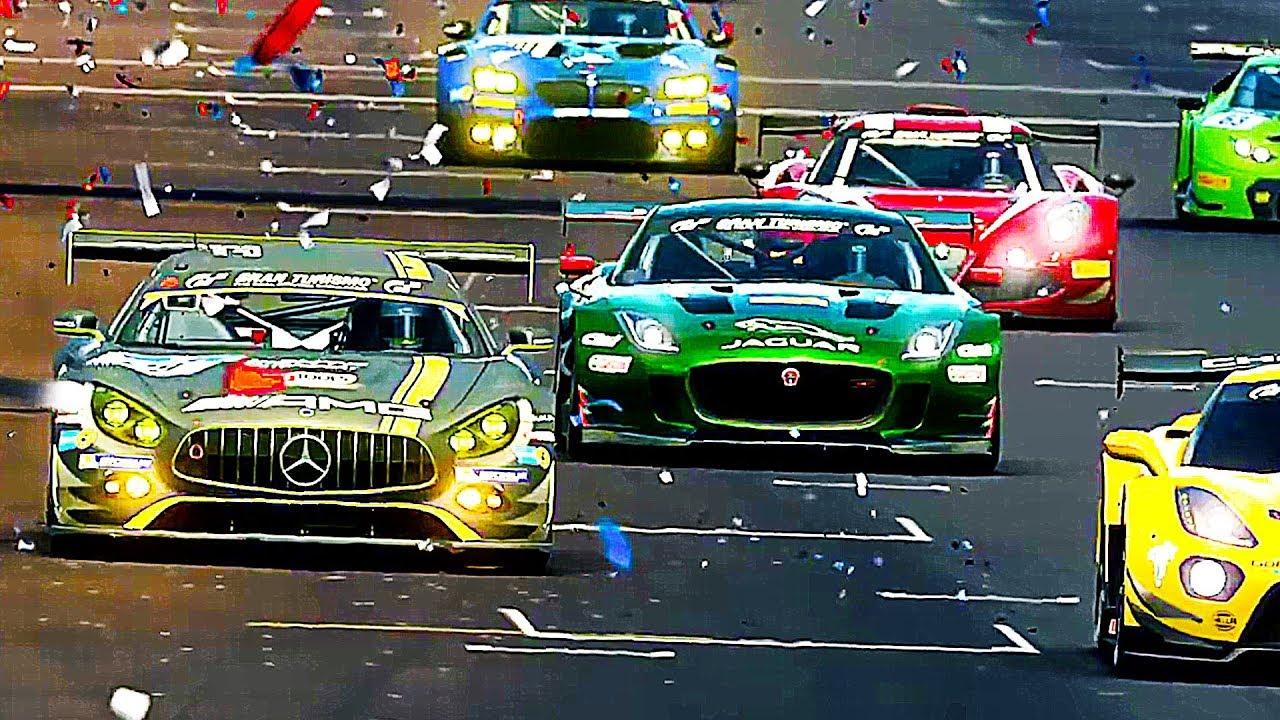 "GRAN TURISMO SPORT Trailer de ""Lewis Hamilton Time Trial Challenge"" (2019) PS4 + vídeo"