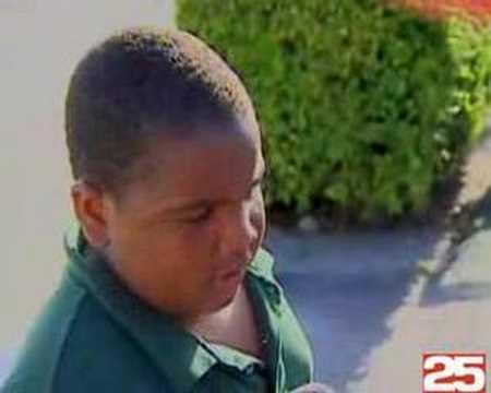 Black Kid Steals Grandma S Car