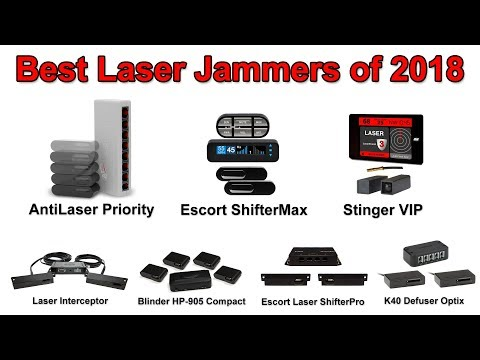 Best Laser Jammers of 2018 - YouTube