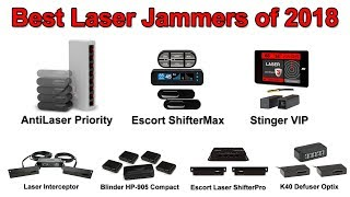 Best Laser Jammers of 2018