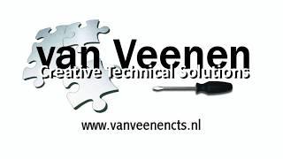praktijk demonstratie film over de achteruitrijcamera met monitor www.vanveenencts.nl