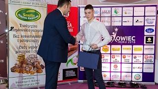 Sportowiec Roku 2016 w Regionie: Piotr Golon (miejsce 7)
