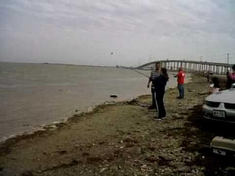 Corpus christi fishing youtube for Fishing report corpus christi texas