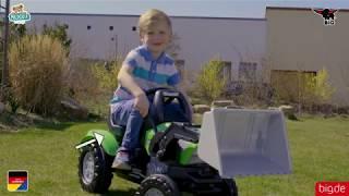 Traktor John XL BIG
