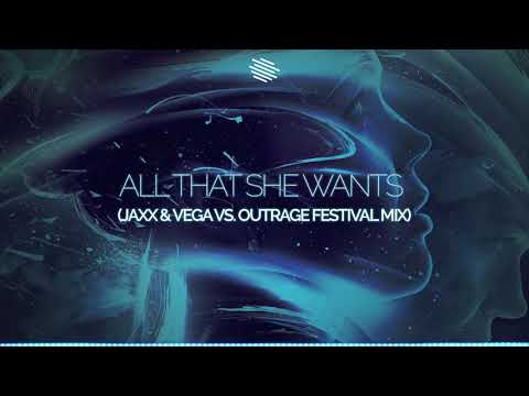 Ace Of Base  All That She Wants Jaxx & Vega Vs OUTRAGE Festival Mix