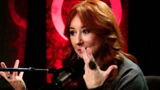 Sirenic vocalist Tori Amos in Studio Q