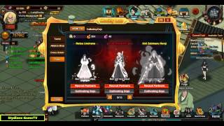 Bleach Online: True Shikai Ichigo