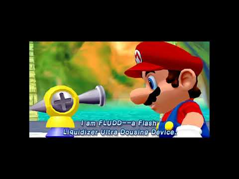 A Completely Normal Super Mario Sunshine Let's Play Stream Part 1