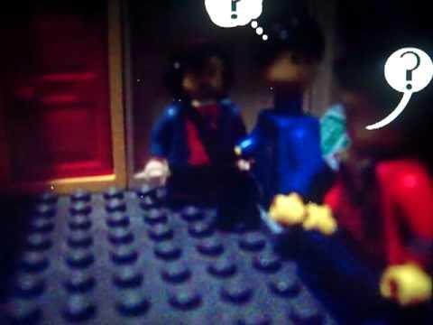 Lego ZATHURA :The Movie