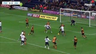PNE 1 Hull City 0, Monday 28th December 2015, SkyBet Championship