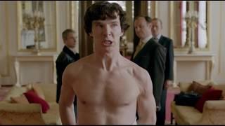 "Клип ""Все бабы, как бабы, а моя Богиня""  и сериал ""Шерлок"""