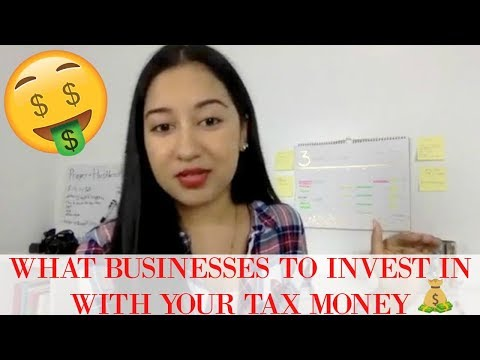 HOW TO INVEST YOUR TAX MONEY! FREE TRAINING// SISTERS IN BUS