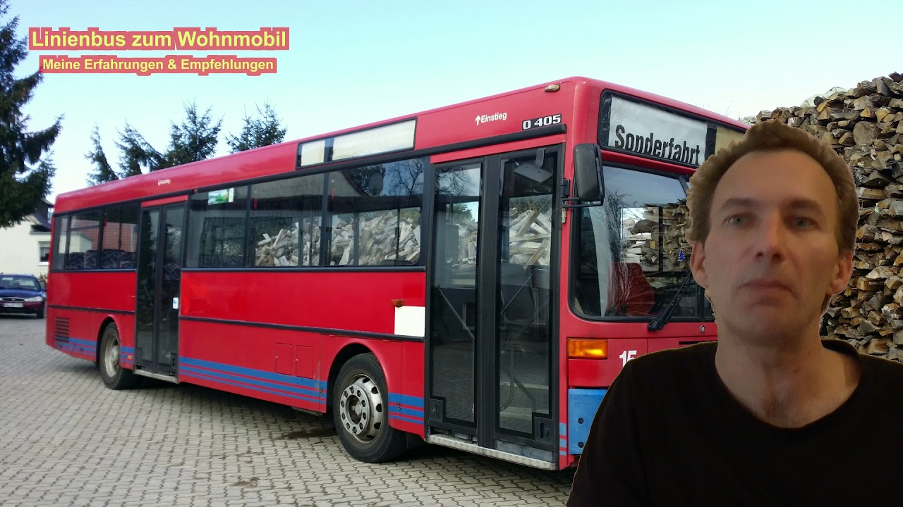 Bus Fummeln