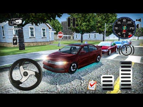 Jetta Drift Driving Simulator - Android Gameplay FHD