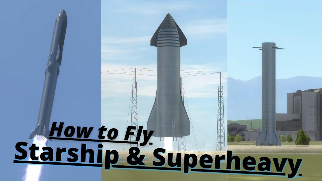 Starship & Superheavy Tutorial