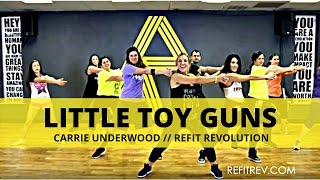 """Little Toy Guns"" 