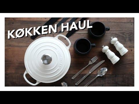 KÆMPE Køkken Haul | Astrid Olsen