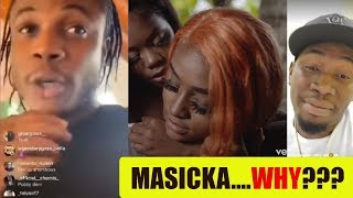 Masicka! WHY?? | Fans DISS UP FootaHype |  Tommy Lee Sparta Smarter Than TEDDY | Spice PARTY