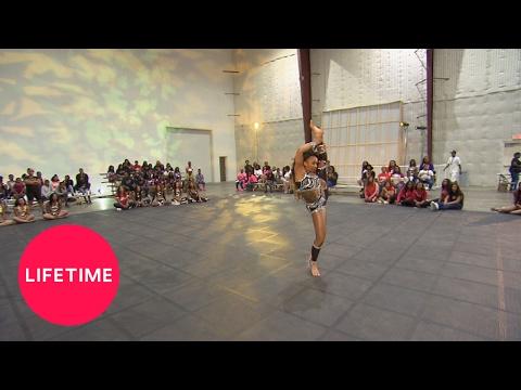 Bring It!: Fishbowl Freestyle: Lyrical Round (Season 4, Episode 5) | Lifetime