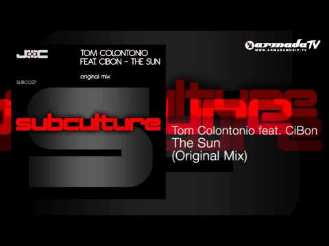 Tom Colontonio feat. CiBon - The Sun (Original Mix)