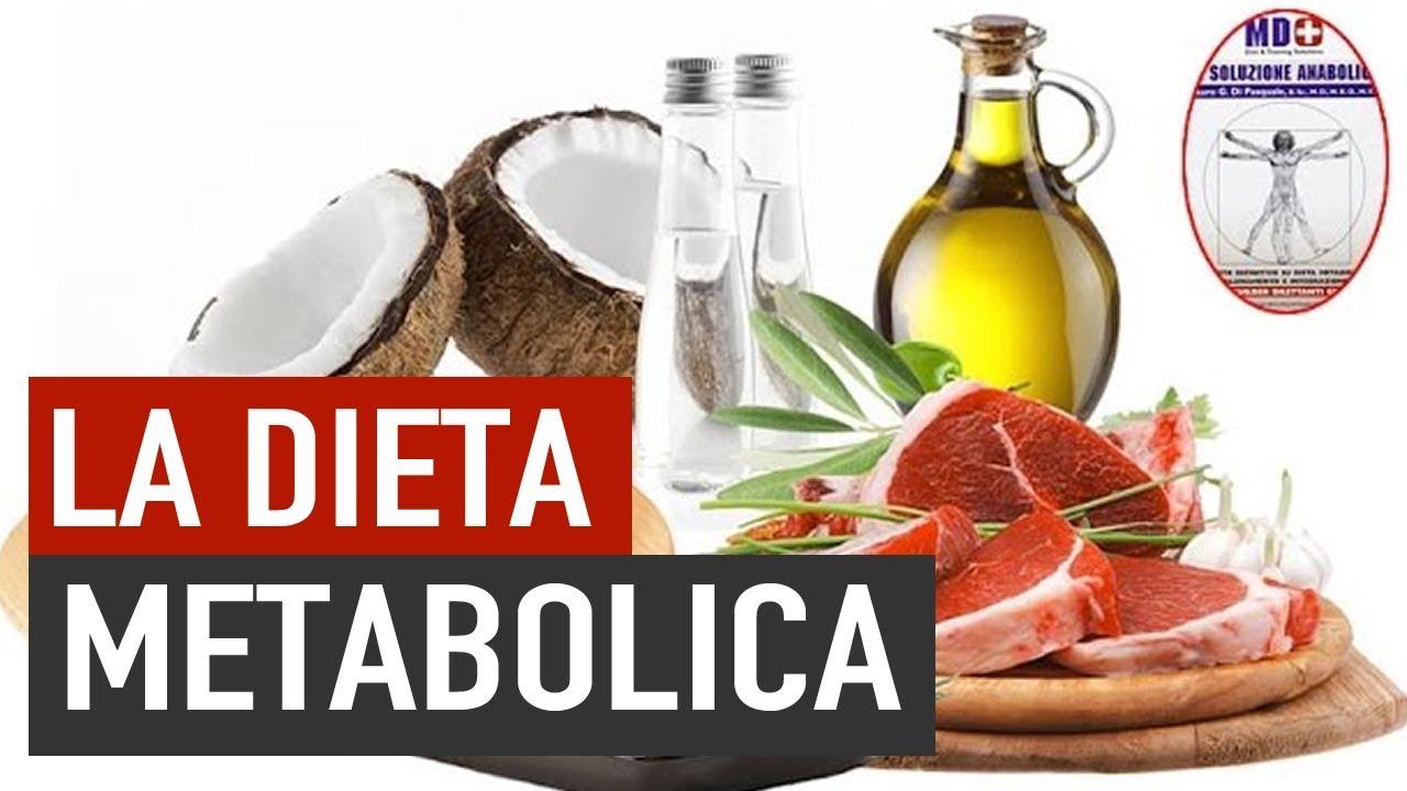dieta metabolismo 13 giorni