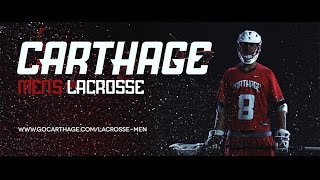 Carthage College Mens Lacrosse Feature Video