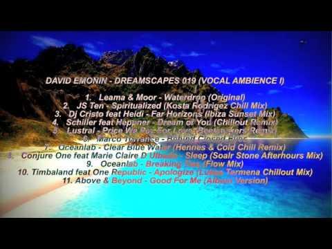 David Emonin - Dreamscapes 019 Excerpt (Ambient/Ch...
