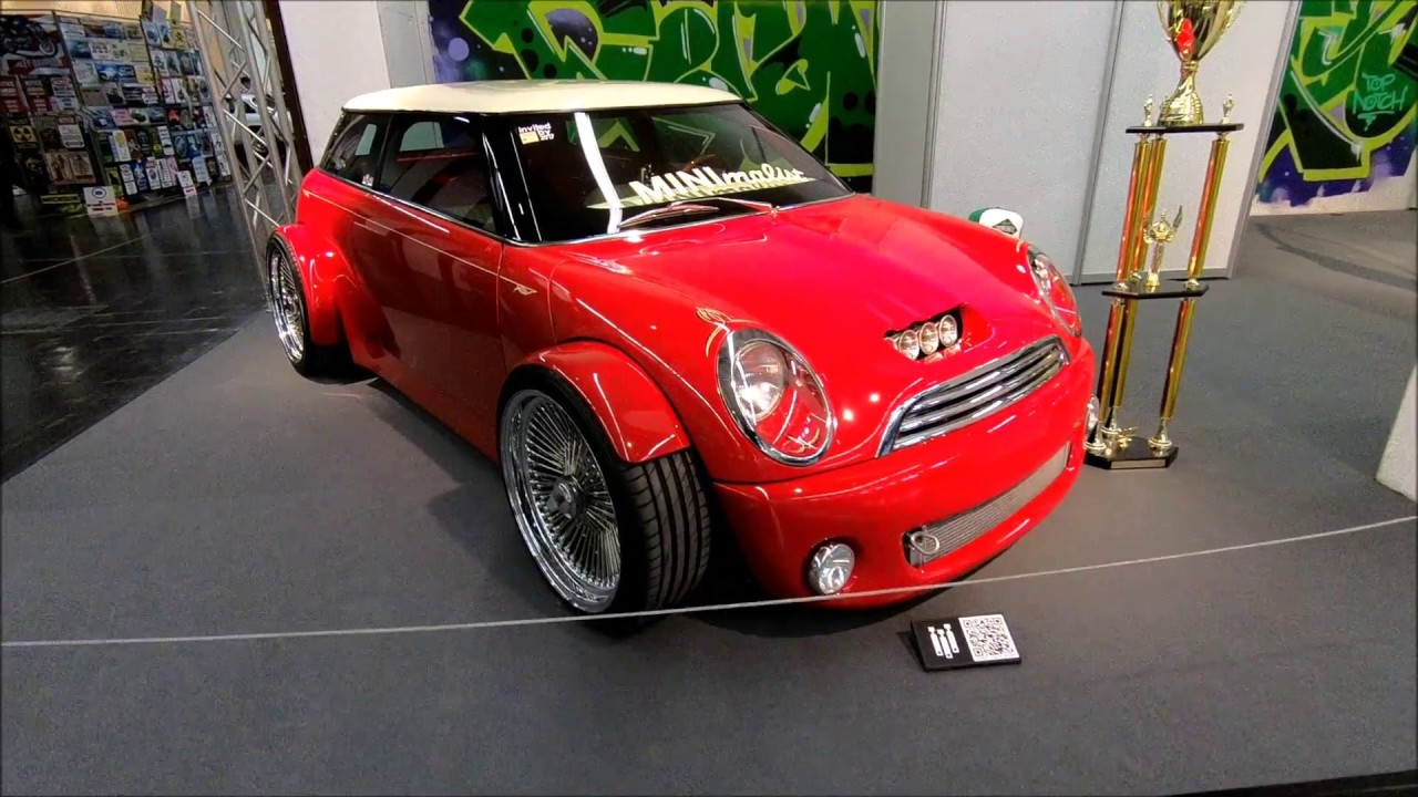 mini cooper hot rod lowered tuning show car the. Black Bedroom Furniture Sets. Home Design Ideas